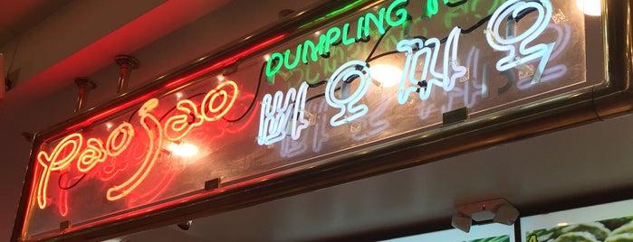 Pao Jao Dumpling House is one of LA Koreatown.