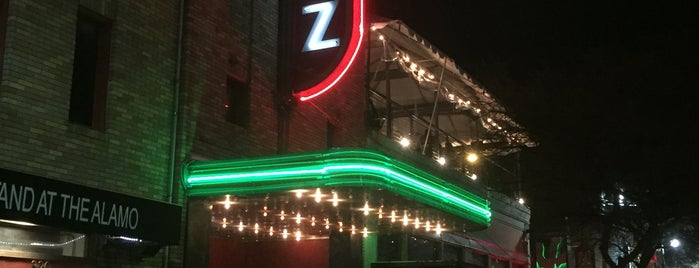 Alamo Drafthouse Cinema is one of Austin Favorites.