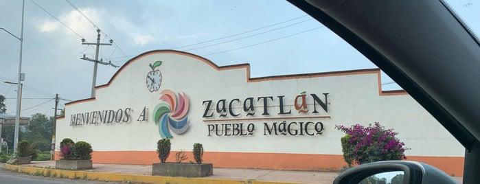 Zacatlan de las manzanas pueblo mágico is one of Monitoreo SU.