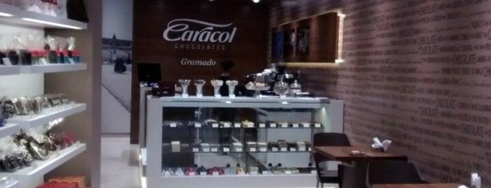 Caracol Chocolates is one of Locais salvos de João Ricardo.