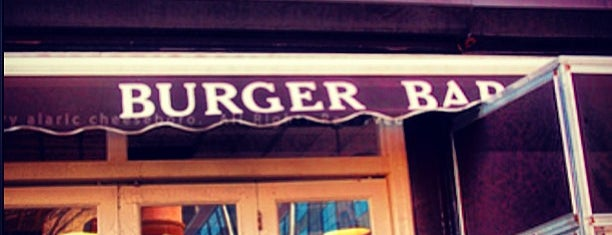Joy Burger Bar is one of NYC Manhattan East 65th St+.