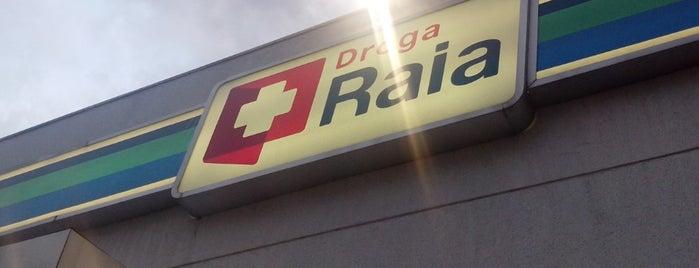 Droga Raia is one of Locais curtidos por Fabio.