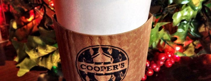 Cooper's Coffee House is one of To drink California.