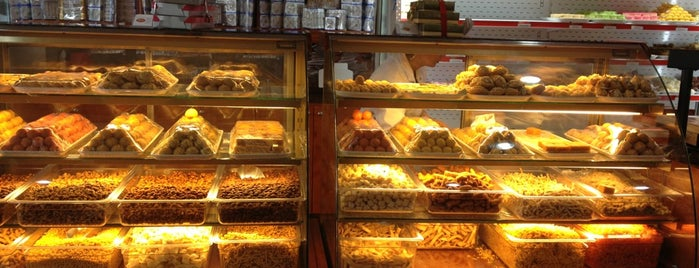 Samosa & Sweet Factory is one of Food Places.
