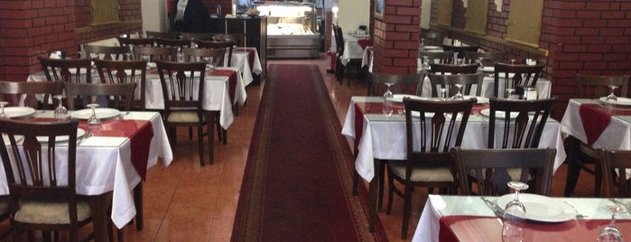 Liman Et ve Balik Restoran is one of Locais salvos de Hakan.
