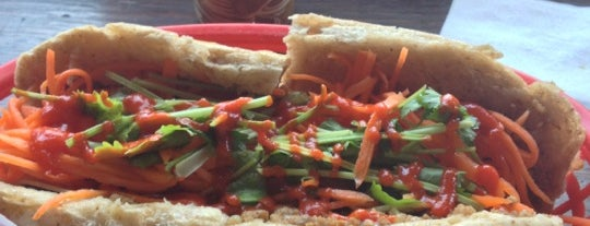 Nicky's Vietnamese Sandwiches is one of Eat in NY.