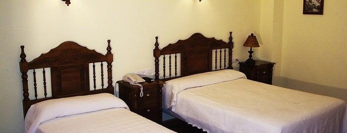 Donde Dormir en Montilla