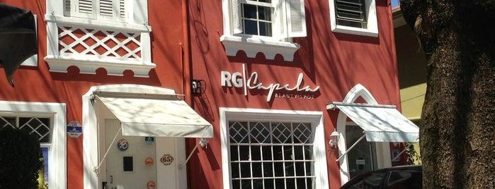RG Capela Beauty Spot is one of Tempat yang Disimpan Juli.