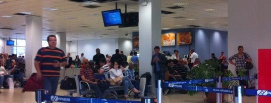 Terminal Anexo is one of Posti salvati di Karen.
