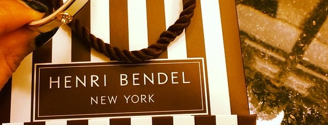 Henri Bendel is one of Amex Offers - Chicago.