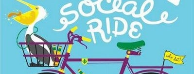 NOLA Social Ride is one of Eat. Play. Live..