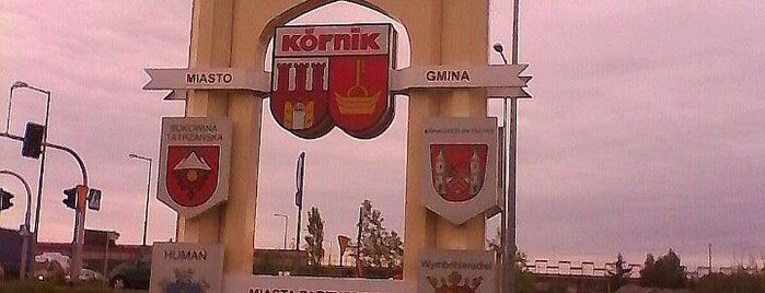 Kórnik is one of สถานที่ที่บันทึกไว้ของ Janks.