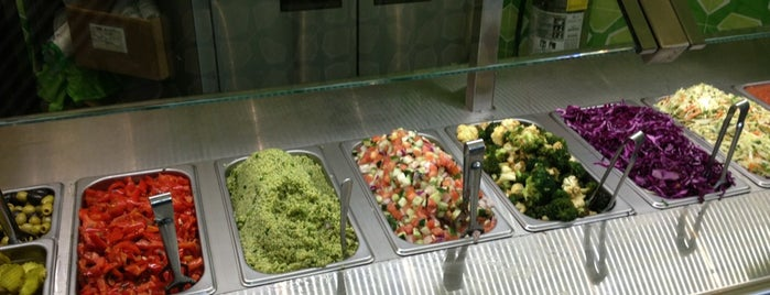 Maoz Vegetarian is one of Miami.