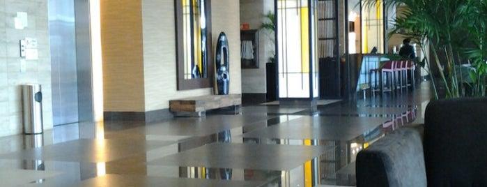 Holiday Inn is one of Lieux qui ont plu à Gigi.