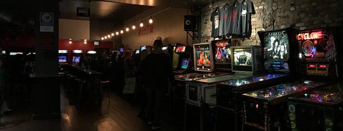 Tilt Arcade Bar is one of Toronto.