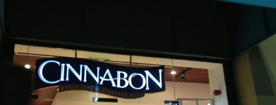 Cinnabon is one of Места Дубаи/places Dubai.