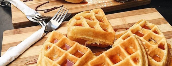 Jessys Waffles is one of Cape Town.