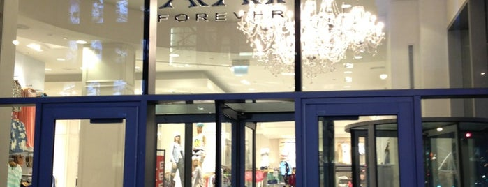 Forever 21 is one of Two days in Chicago, IL.