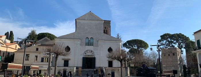 Piazza Duomo is one of Amalfi Coast.