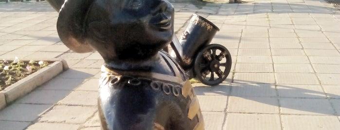 Ижик is one of Alexander'in Beğendiği Mekanlar.