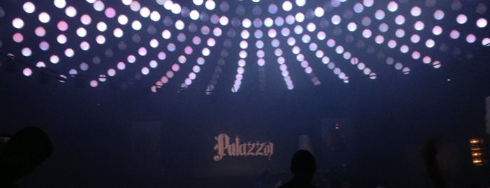 Palazzo is one of Mexico's Hotspots.