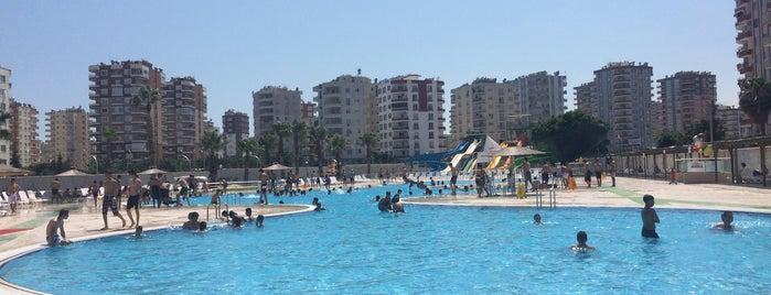 Mezitli Aquapark is one of Mersin.
