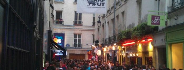 Rue Princesse is one of Paris.