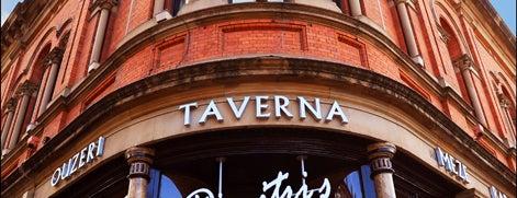 Dimitri's Tapas Bar Taverna is one of Bora : понравившиеся места.