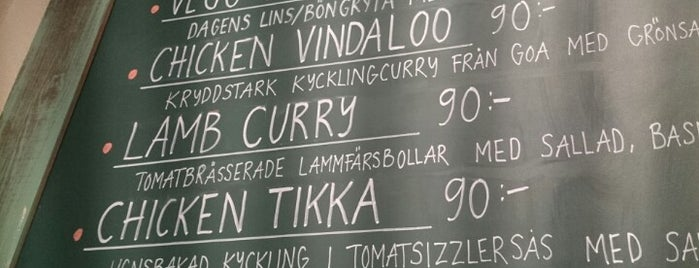 Hurry Curry is one of Швеция.