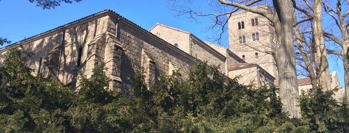 The Cloisters is one of My 100 Favorite Places.