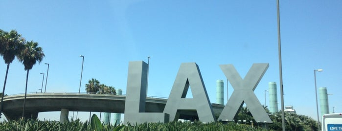 Flughafen Los Angeles International (LAX) is one of A Must! in Los Angeles = Peter's Fav's.
