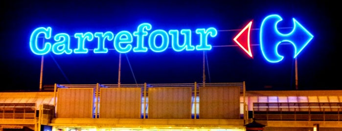Carrefour is one of All-time favorites in Spain.
