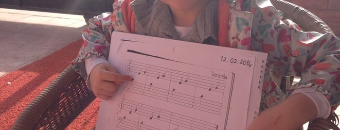 Little Piano School is one of Rutilさんのお気に入りスポット.