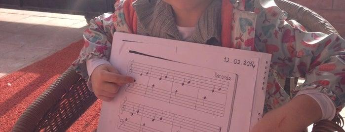 Little Piano School is one of Posti che sono piaciuti a Rutil.