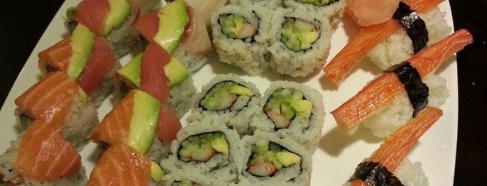 Tokyo Sushi is one of Posti che sono piaciuti a Yovita.