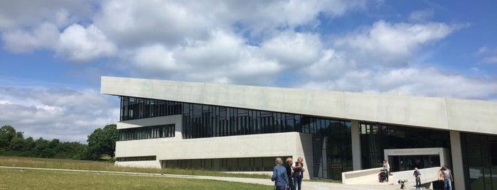 Moesgaard Museum is one of {One day in Aarhus}.