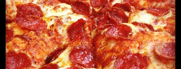 Pizza Hut is one of Snacks - Barometer 2014.