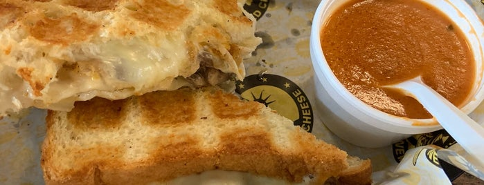 New York Grilled Cheese Co. is one of Deerfield Neach.