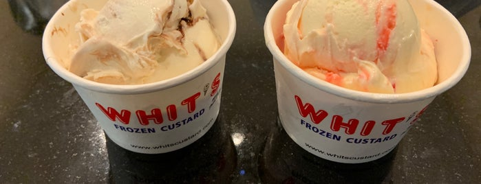 Whit's Frozen Custard is one of Florida.