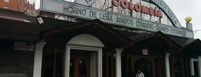 Restaurante Colombia is one of Alvaroさんのお気に入りスポット.