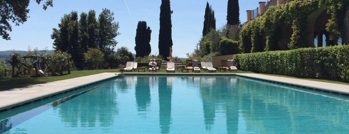 Castello del Nero Spa & Hotel is one of Tuscany.