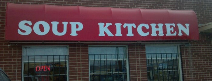 The Soup Kitchen is one of Salt Lake City.
