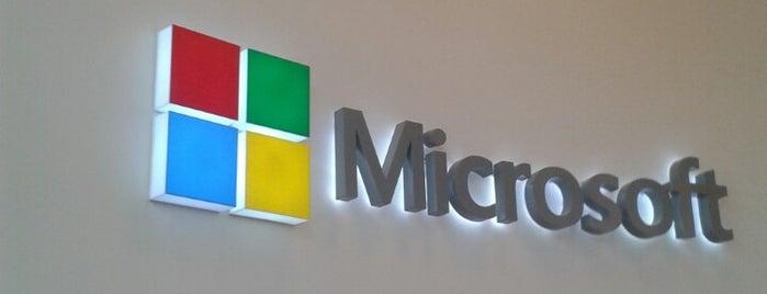Microsoft Innovation Center is one of Lugares guardados de Efthimis.