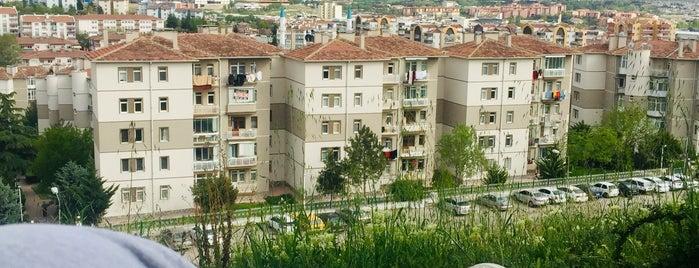Ergazi Tepe is one of Kutay'ın Beğendiği Mekanlar.