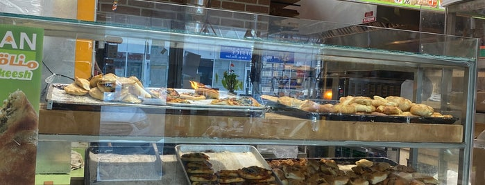 Al'Deewan Halal Bakery & Pizza is one of Non East Asian places with cash discounts.