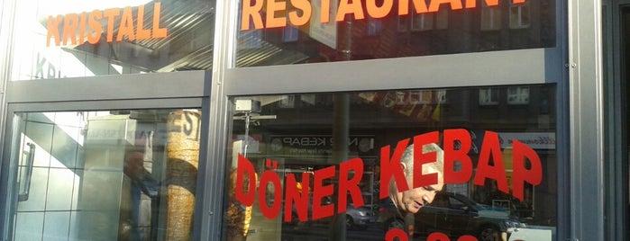 Kristall Restaurant is one of Berlin Spandau.