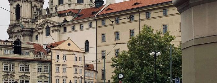 Malá Strana is one of Praha.