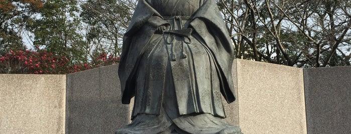 天璋院篤姫像 is one of 鹿児島探検隊.