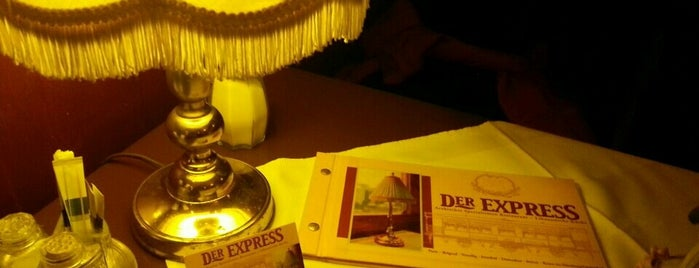 Orient Restaurant Der Express is one of Lugares favoritos de Robert.
