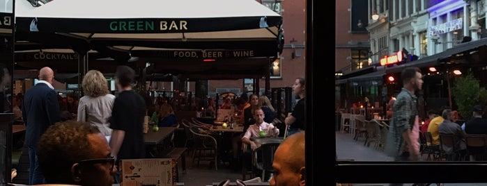 Green Grill & BBQ is one of Tempat yang Disukai Bilge.